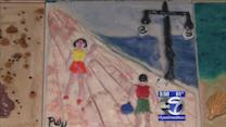 Memories of Superstorm Sandy expressed through art