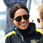 Meghan Markle Wears Sneakers for the First Time in a Royal Appearance
