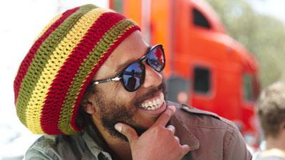 Ziggy Marley Talks Road Trip Documentary