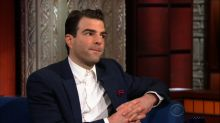 Zachary Quinto's Touching Thoughts on Leonard Nimoy