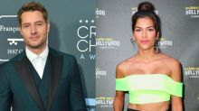 Justin Hartley goes Instagram official with new girlfriend Sofia Pernas