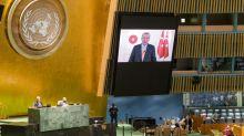 Erdogan urges diplomacy to resolve Iran's nuclear programme