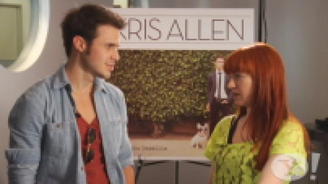 Kris Allen Interview, Part 1