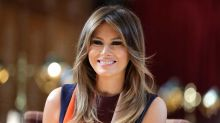 Melania Trump Played This British Sport in 4-Inch Louboutin Heels