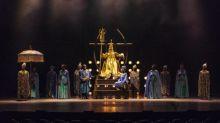 """""""Le Vol du Boli"""", un spectacle hybride entre théâtre, musique, ombre et lumière sur les planches du Châtelet"""