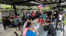Want to 'borrow' a 'human book'? Check out Taman Tugu's Human Library in Kuala Lumpur