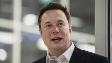 Dow Jones, S&P 500 Near All-Time Highs; Tesla Soars On Earnings
