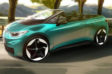 敞篷熱愛者福音,Volkswagen有意擴大ID.3陣容推出敞篷車型