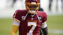 Washington's Haskins shows signs of growth as a leader