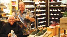 Vans Founder Paul Van Doren, Southern California Lifestyle Brand Pioneer, Dies at 90