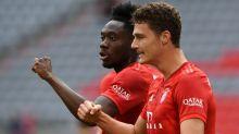 FC Bayern München: Alphonso Davies nennt die fünf besten Außenverteidiger