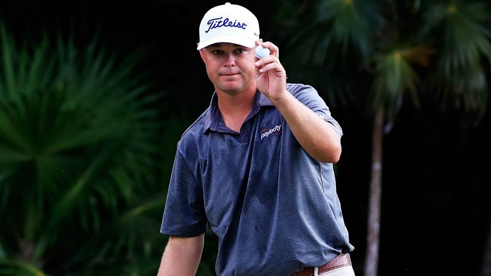 Kizzire flirts with 59 to grab OHL Classic at Mayakoba lead