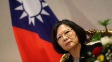 Trump speaks to Taiwan's leader in move that could anger China