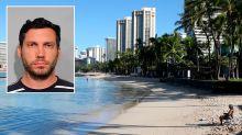 Man 'strangles psychotically drunk friend' on Hawaii holiday