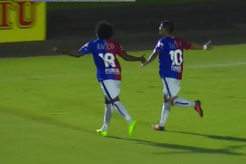 Paraná joga bem, vence e elimina o Bahia na Copa do Brasil