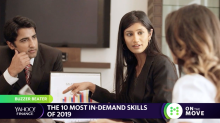 The 10 most in demand skills of 2019