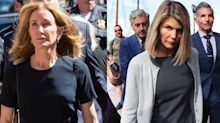 'Jail time is very likely': What Felicity Huffman's prison sentence means for Lori Loughlin