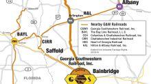 Choice Terminal™ Bulk Transfer Facility Opens on G&W's Georgia Southwestern Railroad