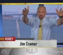 Cramer's lightning round: Tesla's stock is too much of a ...