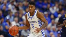 Malik Monk delivers one of the season's most impressive assists