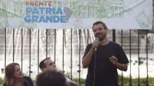Juan Grabois expone de manera virtual en el Vaticano en medio de la crisis por la toma de tierras
