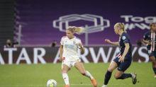 Foot - D1 (F) - OL - Composition de l'OL féminin :  Ellie Carpenter débute contre le ParisFC, pas Eugénie LeSommer
