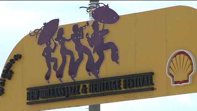 New Orleans Preparing For 45th Annual Jazz Fest