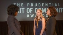 Two Oregon youth honored for volunteerism at national award ceremony in Washington, D.C.