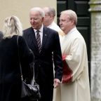 U.S. bishops to discuss Communion rules that may rebuke Biden for abortion views