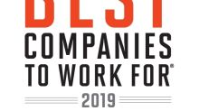 Workiva Named One of the 2019 FORTUNE 100 Best Companies to Work For®