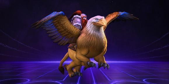 Heroes of the Storm: Falstad