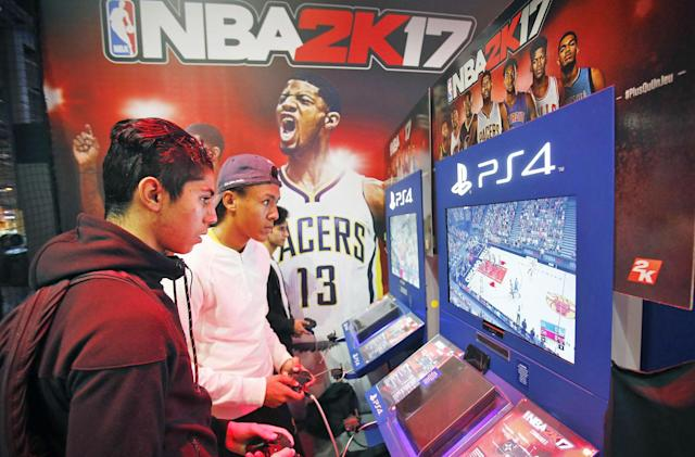 In the NBA's eSports league, diversity means a new kind of athlete
