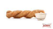 SONIC's Sweet Pretzel Twist is a Snack Masterpiece