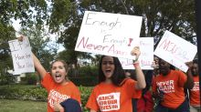 Kids unite on National School Walkout calling for tighter gun control