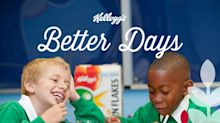 Kellogg Company on Track to Create Better Days for 3 billion People by End of 2030