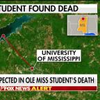 Foul play suspected in the death of 21-year-old Ole Miss student
