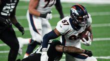 Jackson: Noah Fant's decision to play through injury way of establishing identity in Broncos locker room