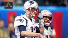 Patriots' Julian Edelman sounds eager to move on from Tom Brady questions