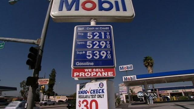 Gas Prices Curb Families' Vacation Plans