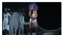 See What Over 40 Hours of Beading and Braiding Did for Solange on 'SNL'