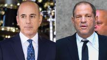 Harvey Weinstein threatened to expose Matt Lauer in 2017 if NBC didn't kill misconduct story: Ronan Farrow
