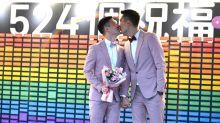 Taiwan registra primeiros casamentos gays da Ásia