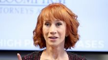 Kathy Griffin Goes Off on TMZ's Harvey Levin: 'Who the F— Do You Think You Are?' (Video)
