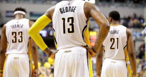 Basket - NBA - Indiana et Chicago derniers qualifiés pour les play-offs à l'Est, pas d'exploit pour Miami