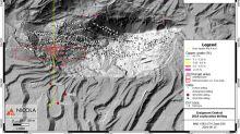 Nicola Mining Inc. Intersects Upper Zone Copper Mineralization