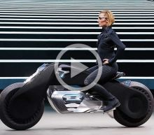 Drive Wire for October 12, 2016: BMW Reveals Shapeshifting, Self-Balancing Motorcycle