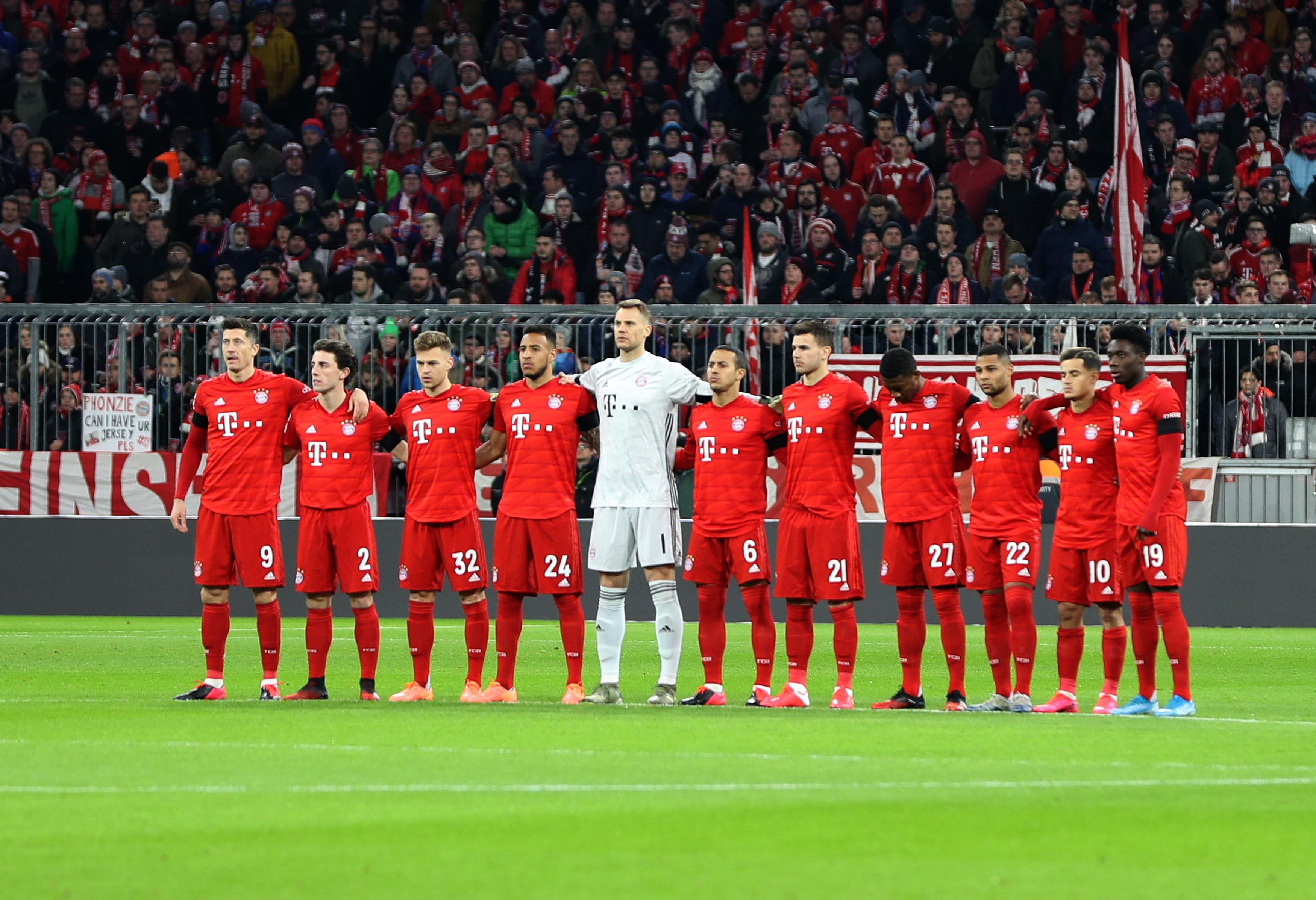 Bayern Rassismus