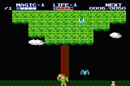 Three titles join Zelda II's Virtual Console celebration
