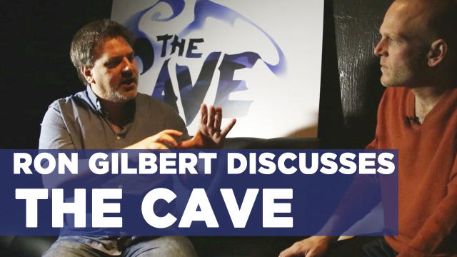 THE CAVE: Ron Gilbert Talks His New Adventure Game with Adam Sessler! - Rev3Games Originals