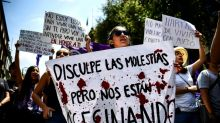 Mexico murder total surpasses 2016: officials